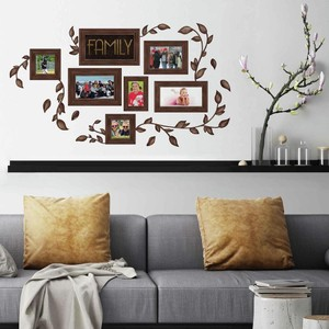 Family Frames Wall Decals