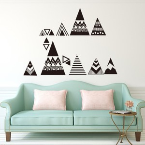 Great Egyptian Pyramids Wall Decal